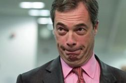 Farage's Faces - A selection of the best faces of Nigel Farage.