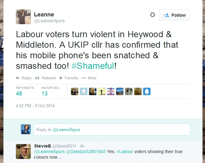 labour voters