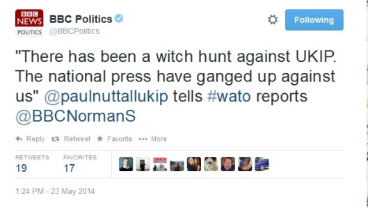 witchhunt bbc