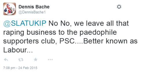 "UKIP motto #343: ""Other people do it!"""